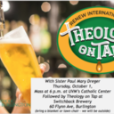 Theology on Tap with Sr. Paul Mary Dreger, FSE