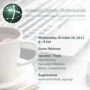 Vermont Catholic Professionals Virtual Networking Event