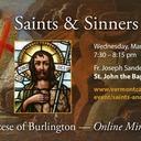 Saints & Sinners: St. John the Baptist w/Fr. Joseph Sanderson