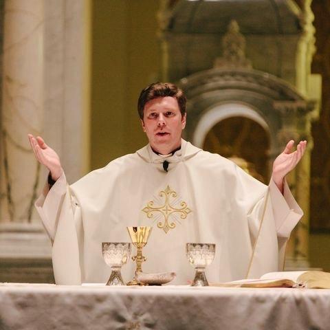 Fr. Stuart Crevcoure