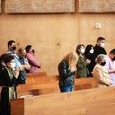 Becoming what we pray