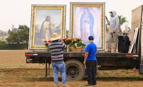 Guadalupe, St. Juan Diego images begin annual LA pilgrimage
