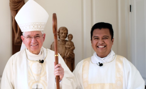 New LA priests: Meet Louie Reyes
