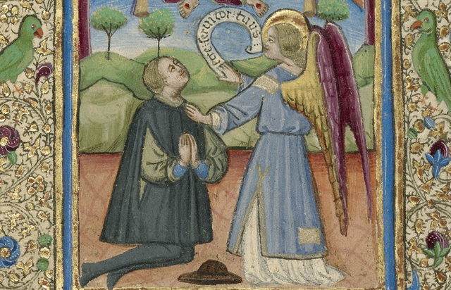 Seamos conscientes de la presencia de los ángeles
