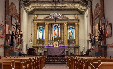 SoCal's newest basilica is ready to show off its makeover