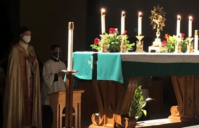'Sanctitas' dirige el camino de la renovación espiritual de San Gabriel