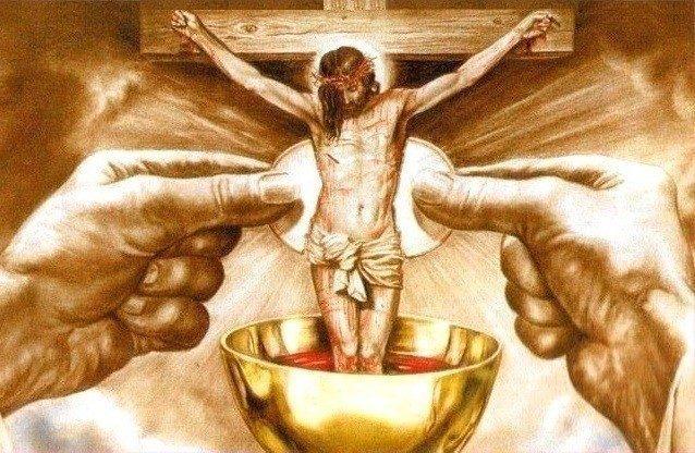 Holy Eucharist - Incarnation Catholic Parish - Crestwood, IL