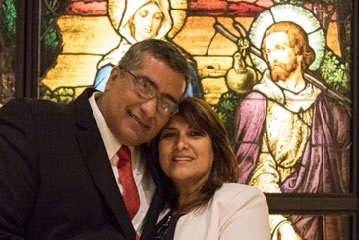 Deacon_Jorge_Malca and wife