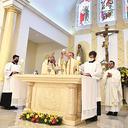 Rededication of Passaic church