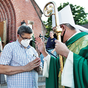 Newton parish welcomes Bishop