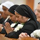 Precious Blood Sisters mark jubilee anniversaries at Mass with Bishop Sweeney