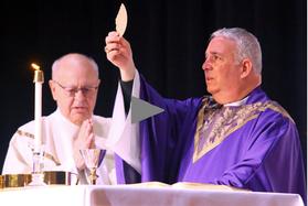 Archbishop Perez Mass