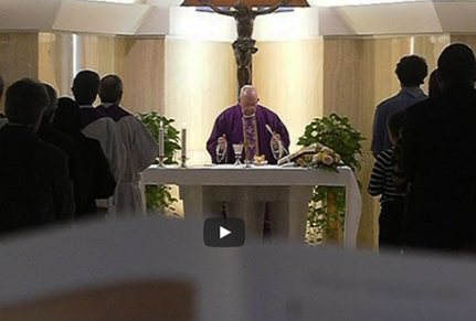 Pope Francis Daily Mass