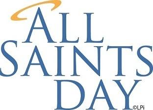 Image result for november 1 all saints day clipart