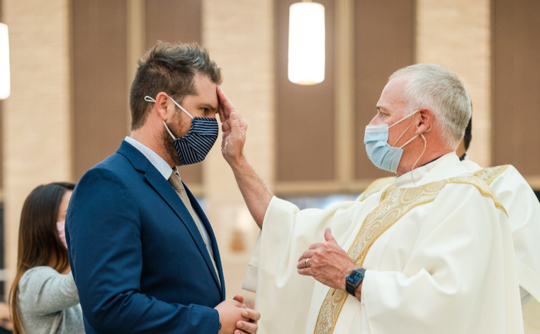 Learn how to becoming Catholic in Austin, TX, at St. Ignatius Martyr Catholic Church