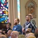 Parishes can schedule sacraments