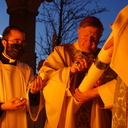 Easter VIgil at Cathedral