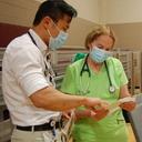 Medical program at St. Peter's